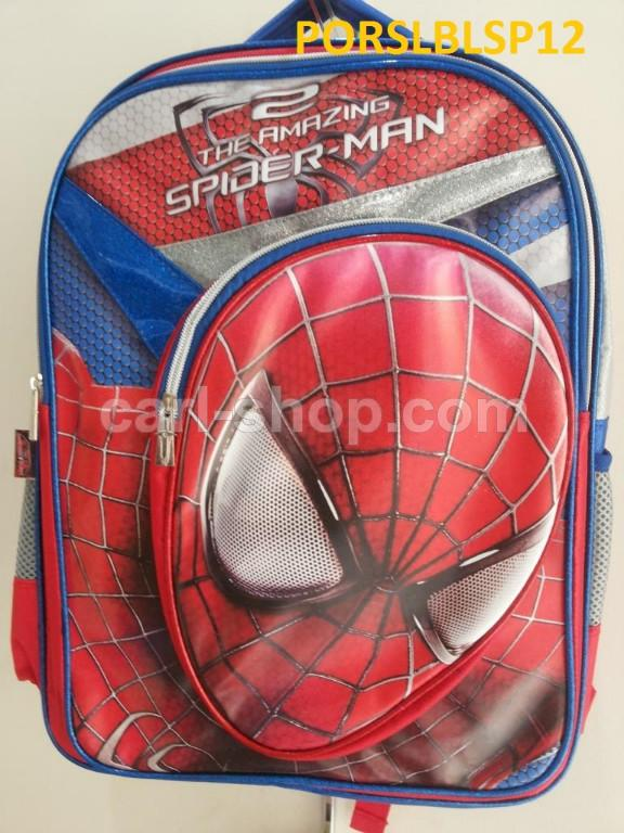 Ransel SD Spiderman