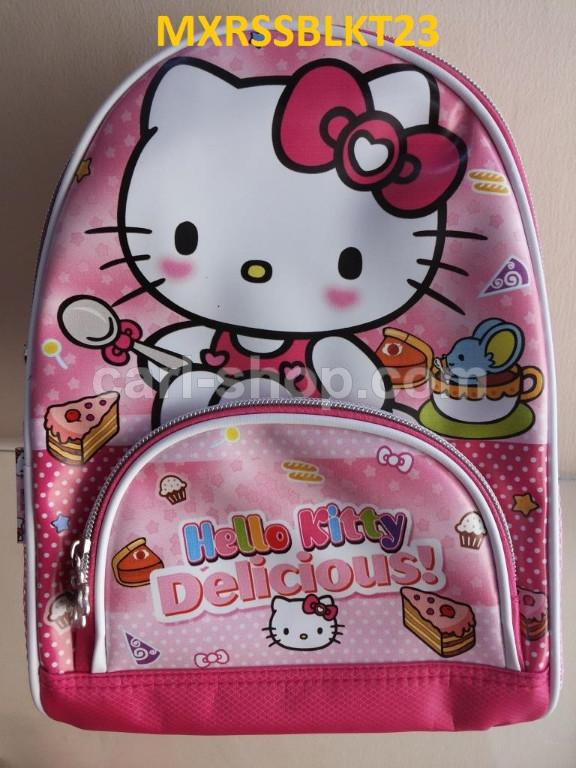Ransel+Slempang PG Kitty