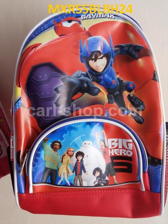 Ransel+Slempang PG Big Hero