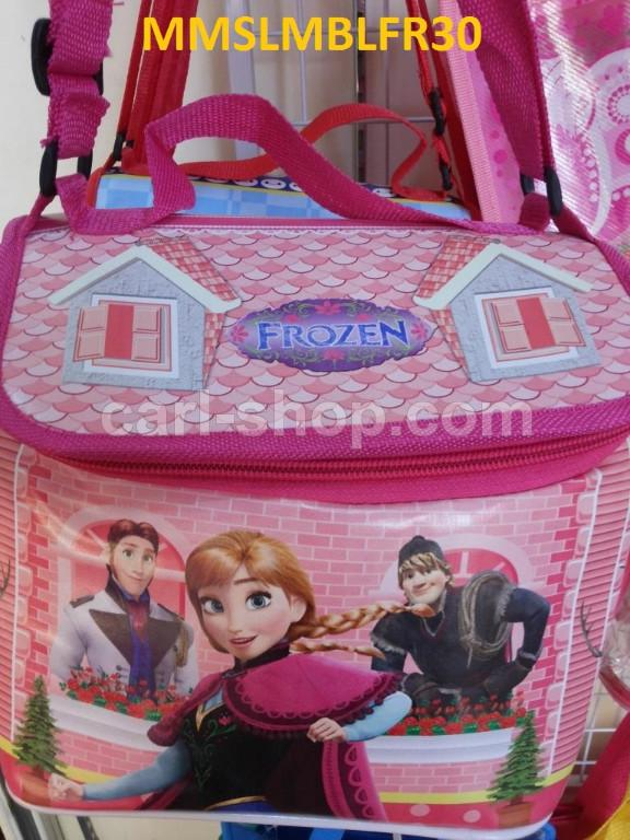 Slempang Lunch Bag Frozen Rumah